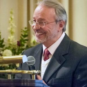 Виступ автора перекладу на Презентації в 2012 році