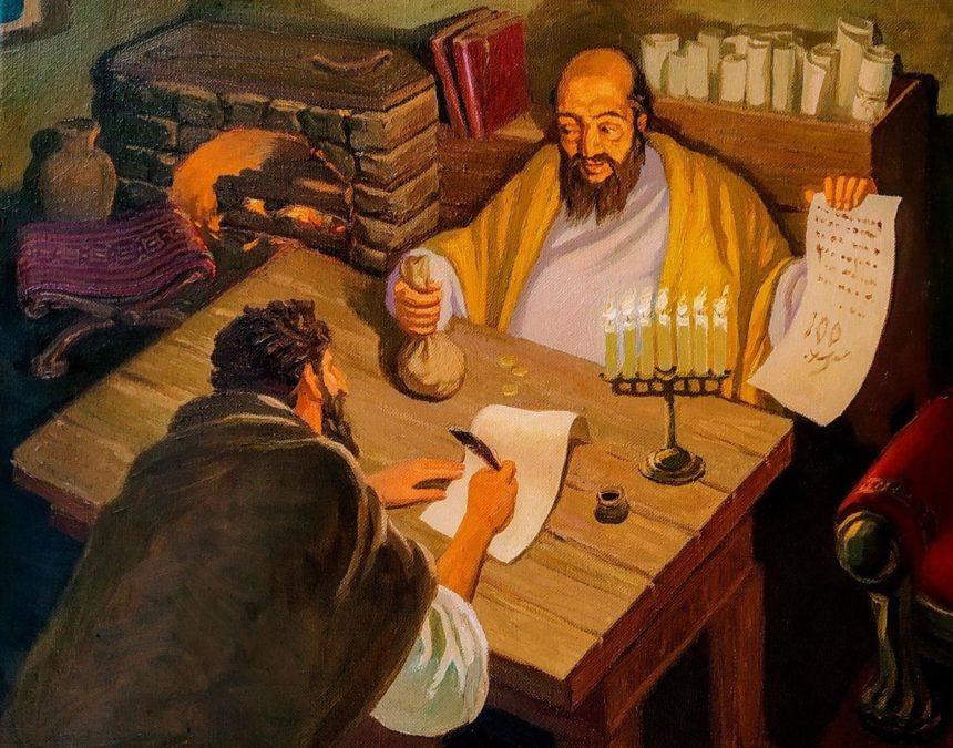 """Сама """"дивна"""" притча Ісуса"""