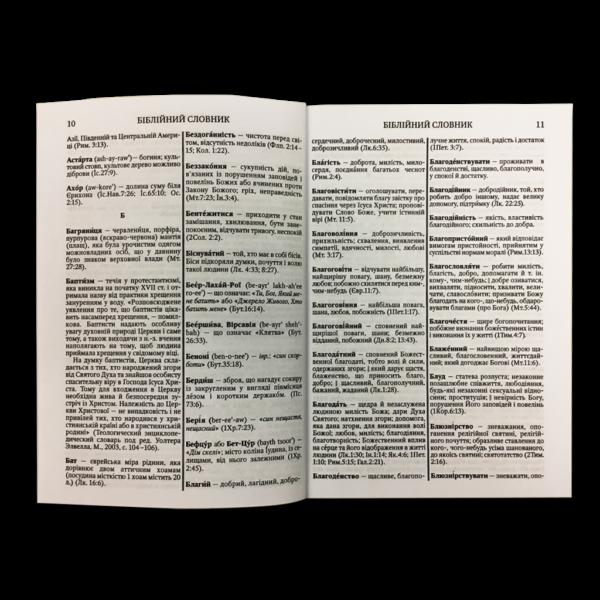 Bibliyniy slovnyk